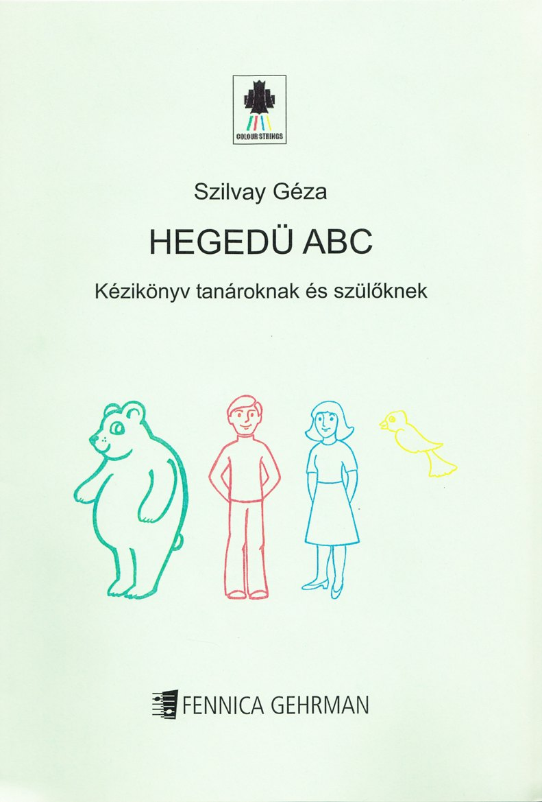 Violin ABC Handbook for Teachers and Parents - Hungarian