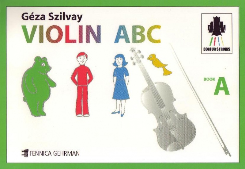 Violin ABC Book A
