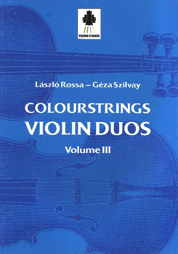 Colourstrings Violin Duos Volume III