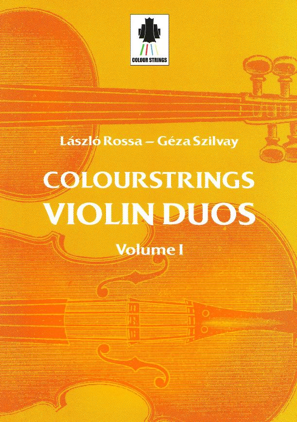 Colourstrings Violin Duos Volume I