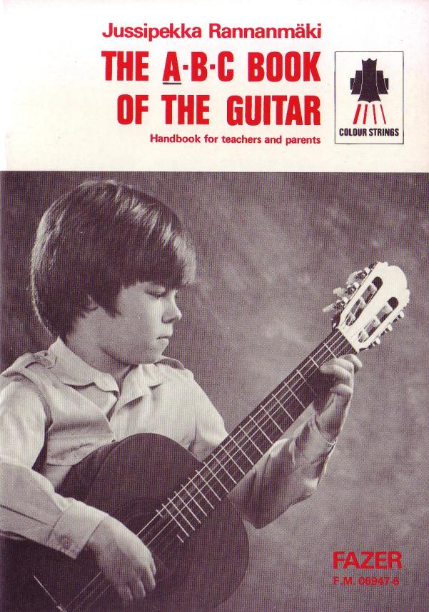 The ABC Book of the Guitar Handbook