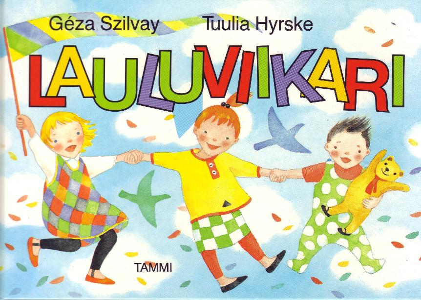 Singing Rascals Lauluviikari - Finnish language