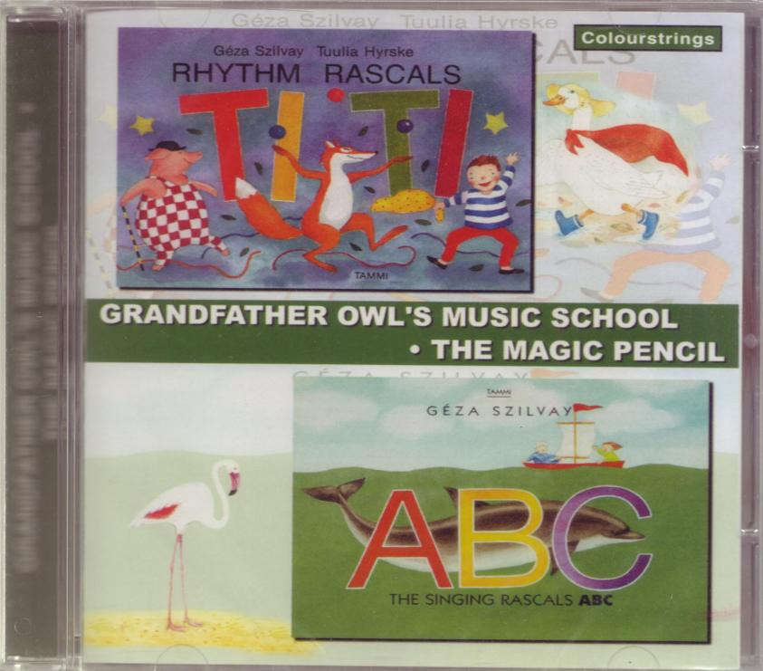 Singing Rascals Double CD TITI & ABC