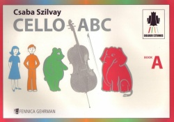 Cello ABC Book A