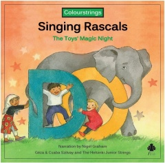 Singing Rascals CD - DO
