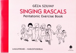 Singing Rascals Pentatonic - Exercise Book