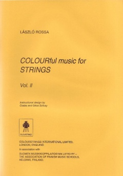 Colourful Music for Strings Volume II