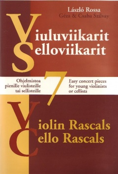 Violin Rascals Cello Rascals 7 (original edition)