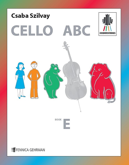 Cello ABC Book E