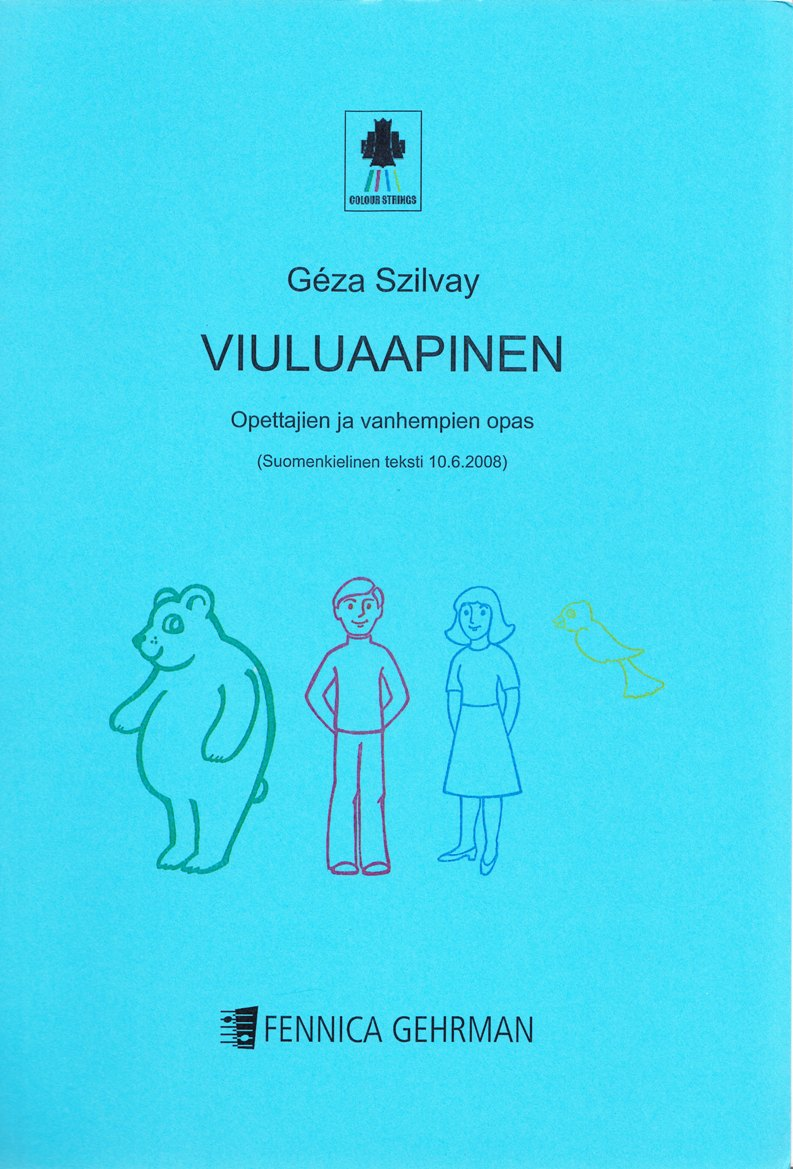 Violin ABC Handbook for Teachers and Parents - Finnish