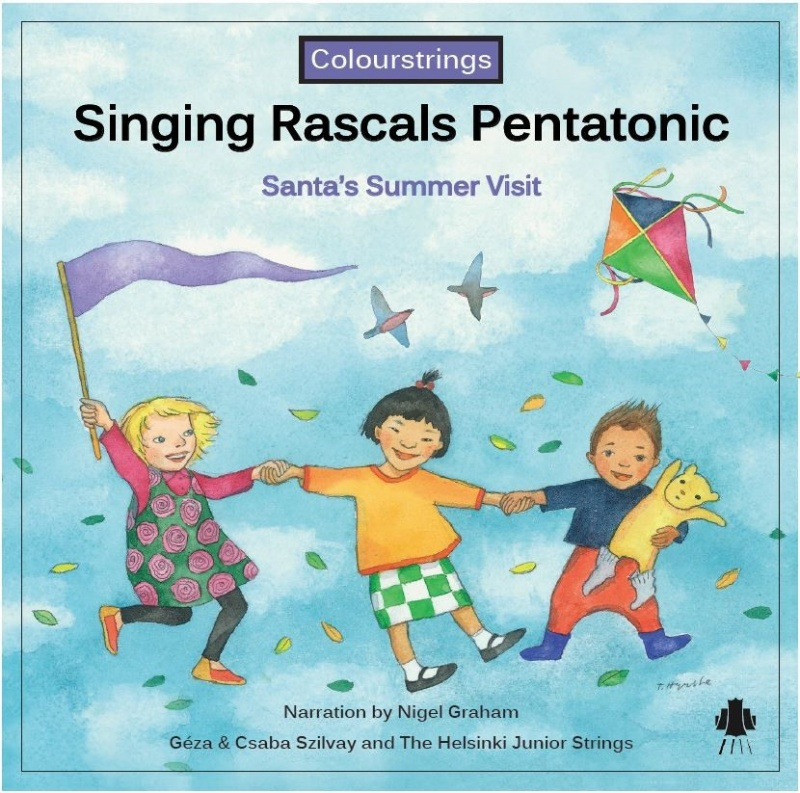 Singing Rascals CD - Pentatonic
