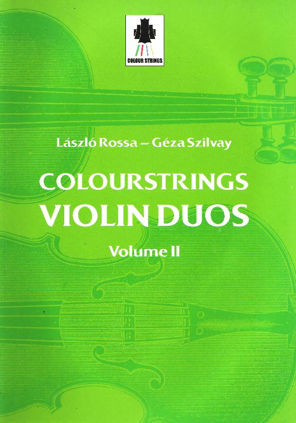 Colourstrings Violin Duos Volume II