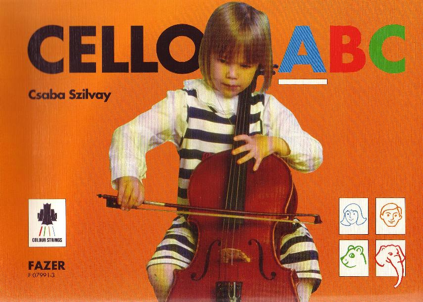 Cello ABC Book A (original edition)