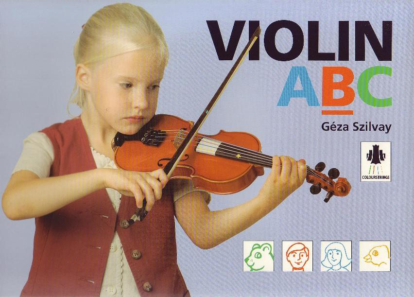 Violin ABC Book B (earlier edition)