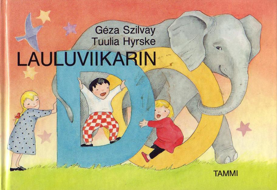 Singing Rascals DO - Finnish language
