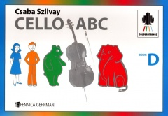 Cello ABC Book D