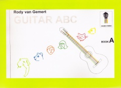 Guitar ABC Book A (Provisional Copy)