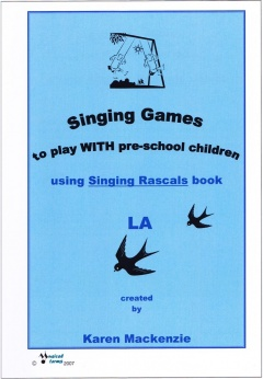 Ideas for developing the Singing Rascals songs:  LA