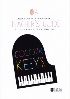 Colour Keys - Teacher's Guide - Book A