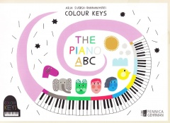 Colour Keys - The Piano ABC - Book A