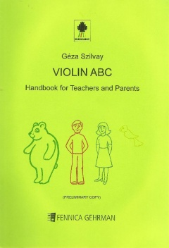 Violin ABC Handbook for Teachers and Parents