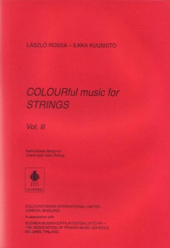 Colourful Music for Strings Volume III