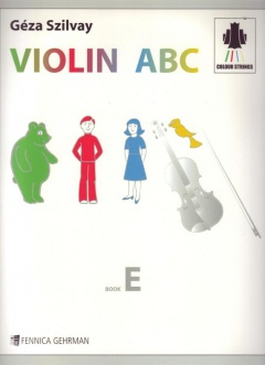 Violin ABC Book E