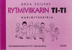 Singing Rascals TI-TI Exercise Book