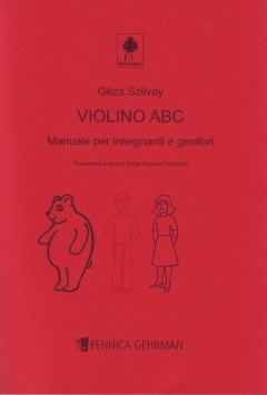 Violin ABC Handbook for Teachers and Parents - Italian