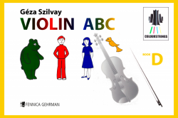 Violin ABC Book D