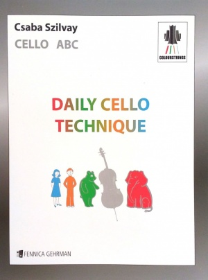 Daily Cello Technique
