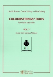 Colourstrings Duos Volume 7